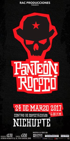 Panteón Rococó en Cancún